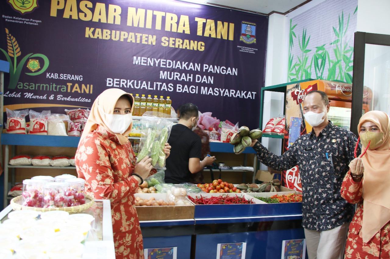 dkpp-kabupaten-serang-launching-pasar-mitra-tani