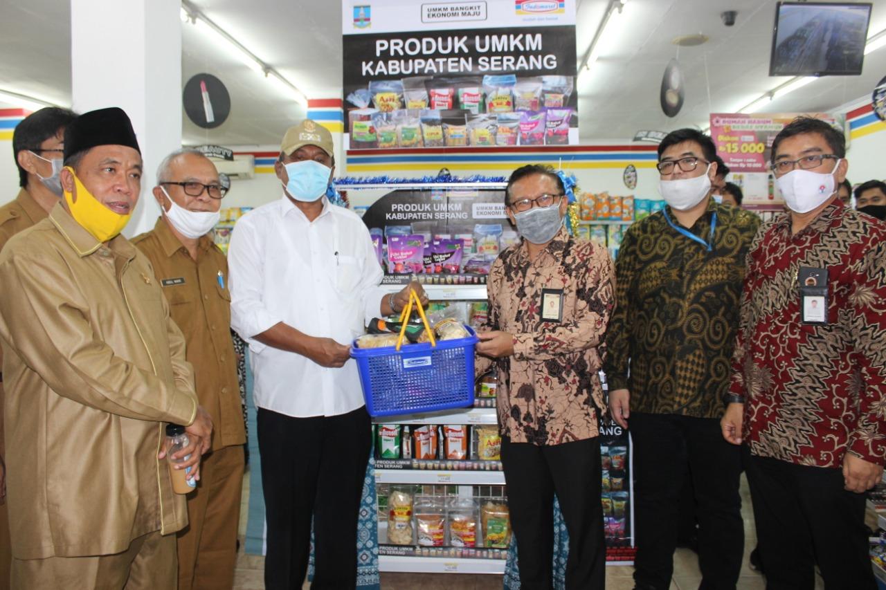 indomart-launching-pemasaran-produk-umkm-kabupaten-serang