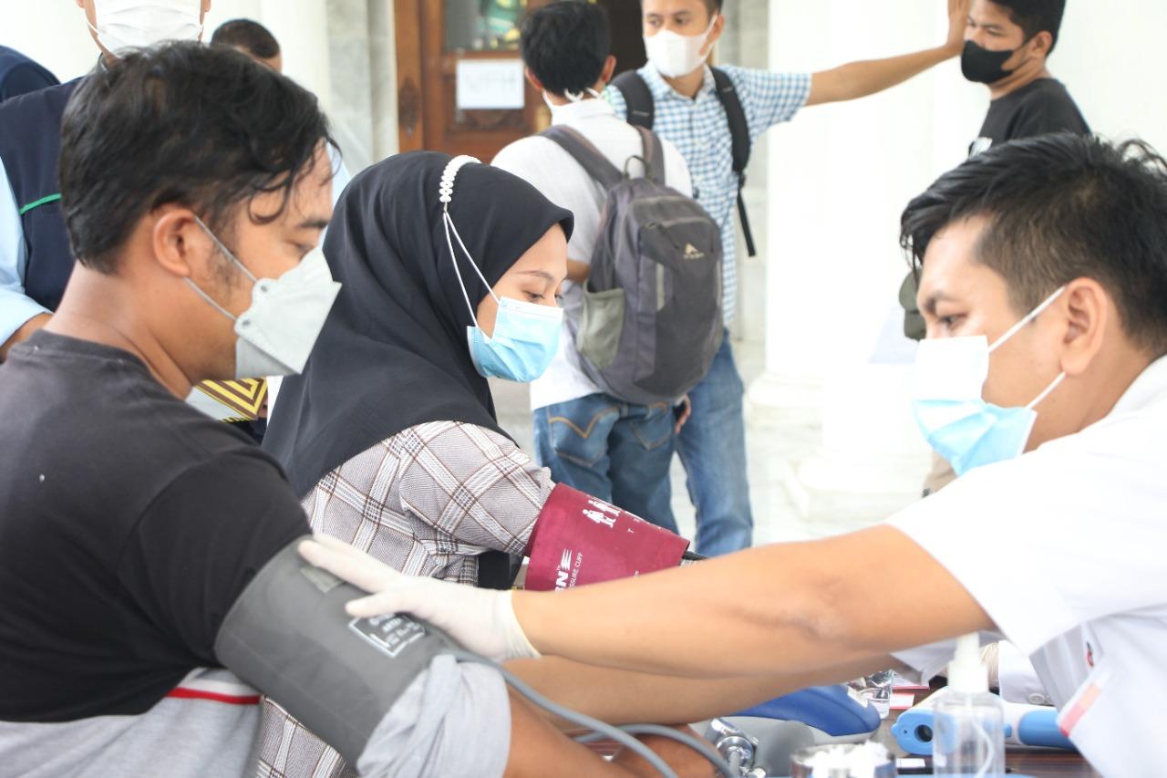 sambut-ulang-tahun-kabupaten-serang-ke-495-dinsos-gelar-donor-darah